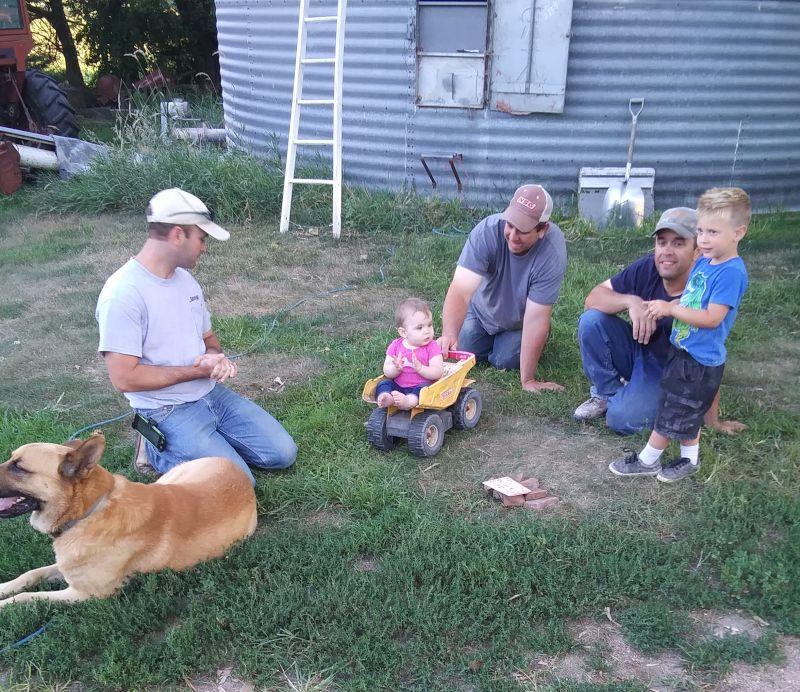 Jason & Family