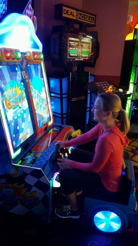 We Love Arcade Games!