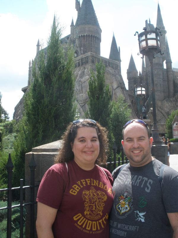 Our First Time at Hogwarts