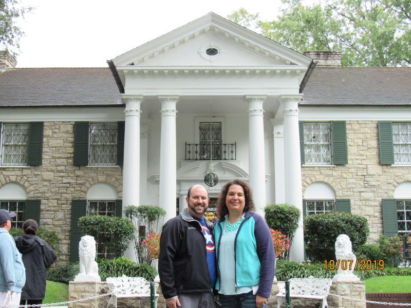 Touring Graceland