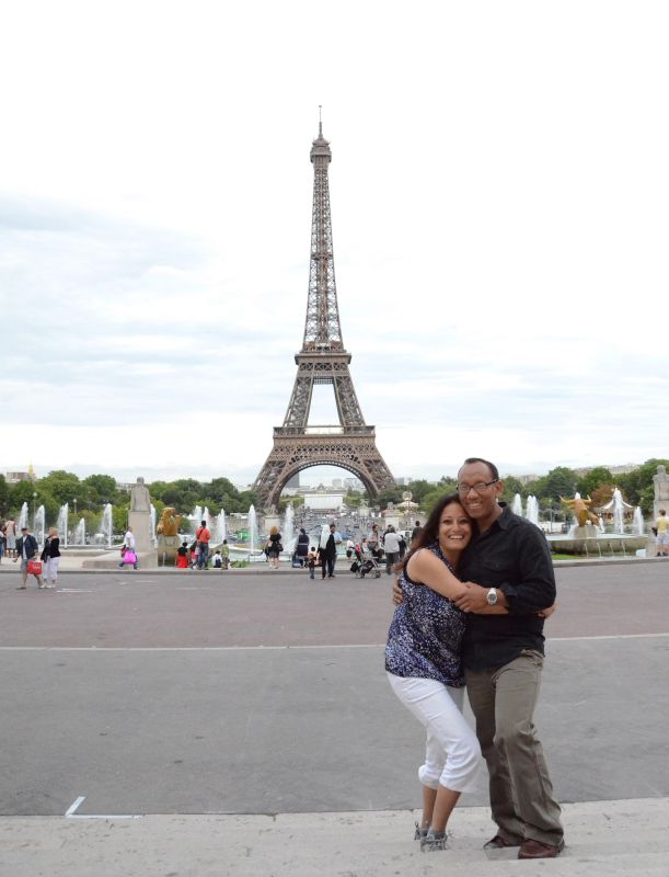 Celebrating Love in Paris