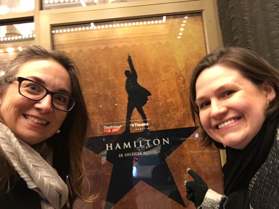 About to Be in the Room Where It Happens