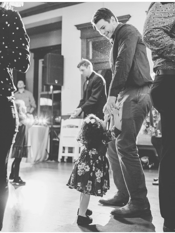 Daddy Daughter Dance at a Wedding