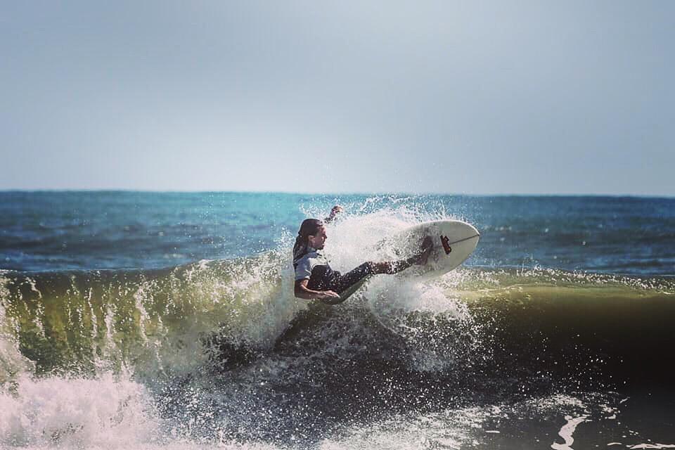 Beau Surfing