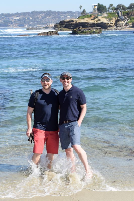 Beach Day in San Diego