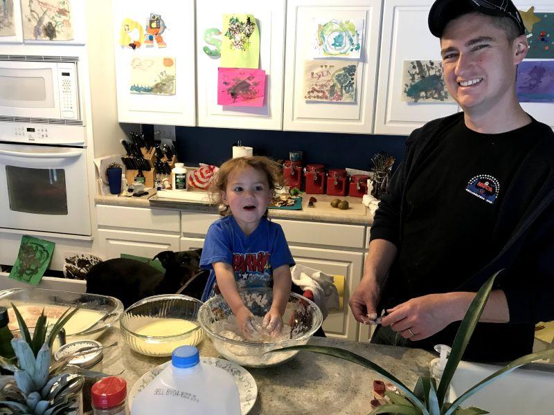 Making Dinner Together