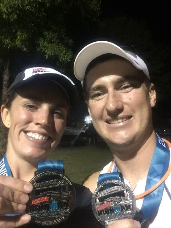 Ironman Finishers