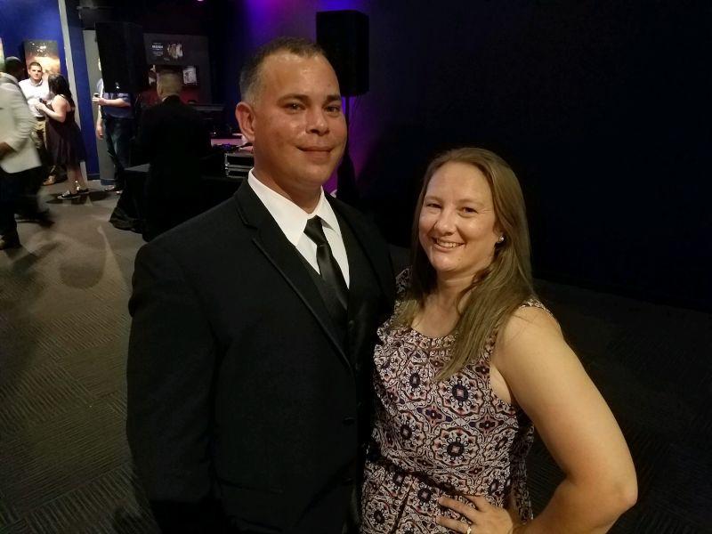 At a Close Friend's Wedding