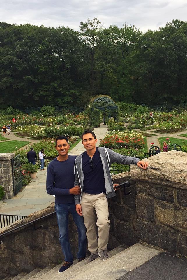 Exploring a Botanical Garden
