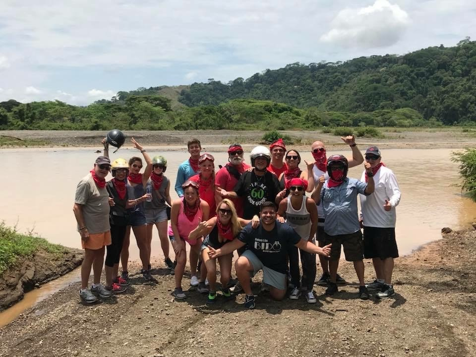 Adventures in Costa Rica with Jim's Family