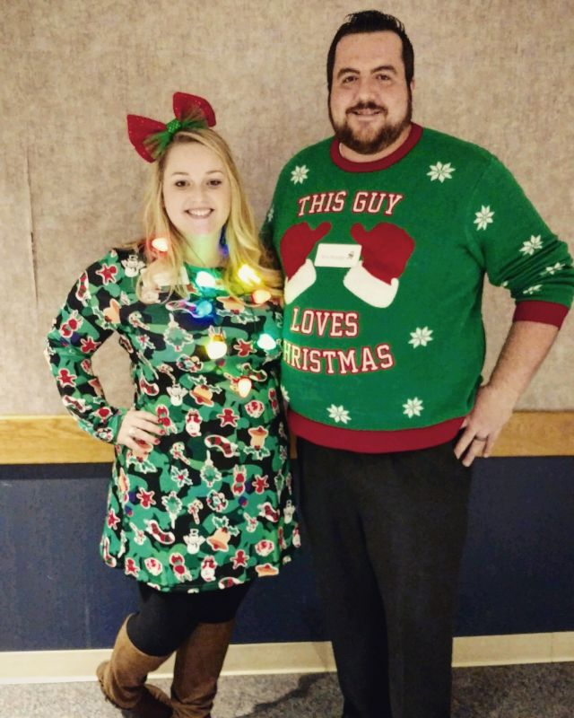 Christmas Costume Contest
