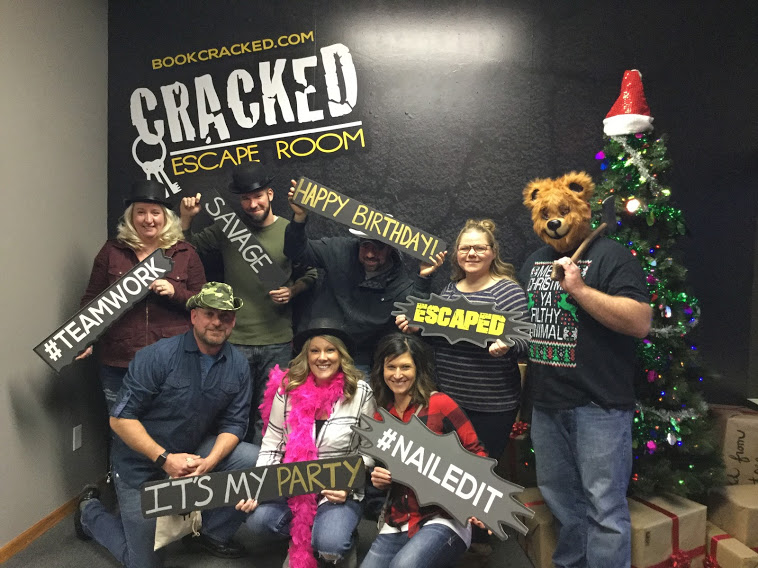 Escape Room with Friends