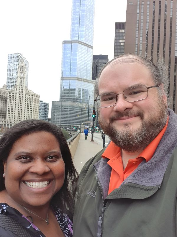 Visiting Chicago
