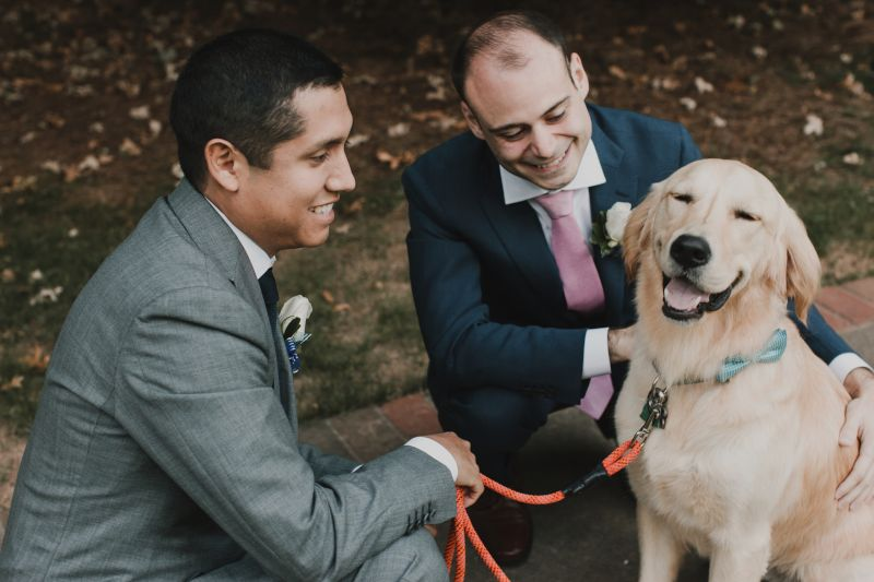Our Wedding Day With Benjamin