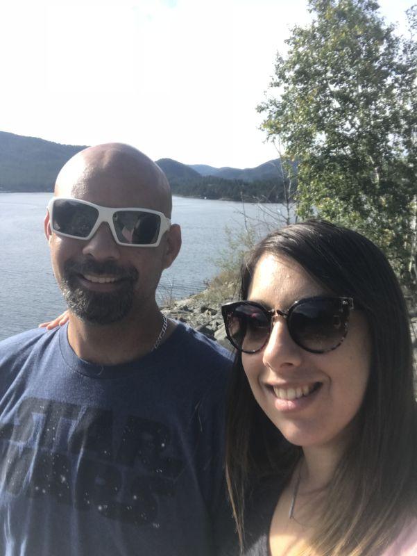 Hiking Around the Lake