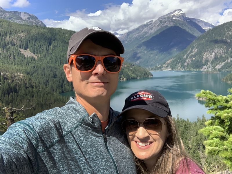 Soaking Up the Scenery at North Cascades National Park