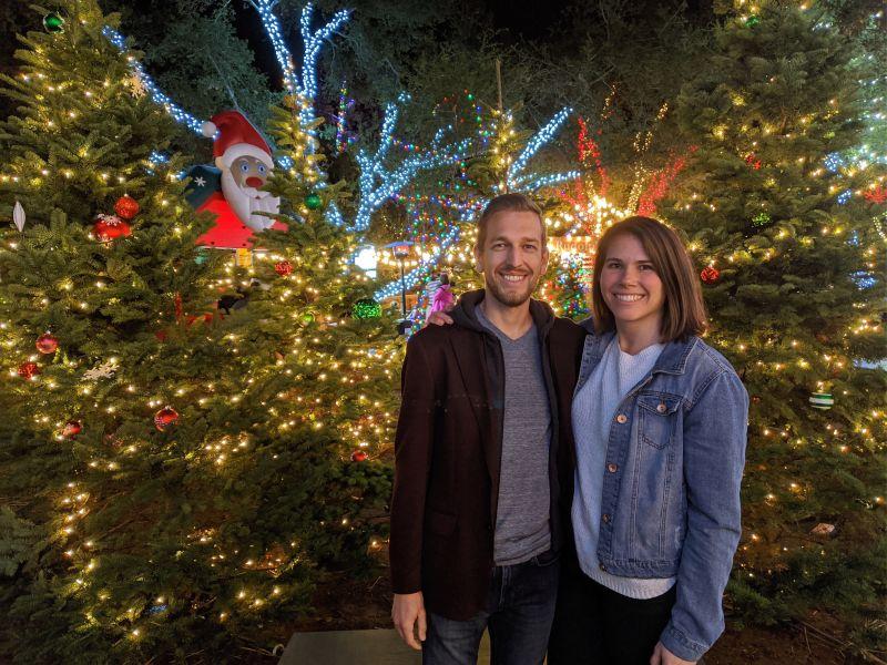 Santa's Village in California
