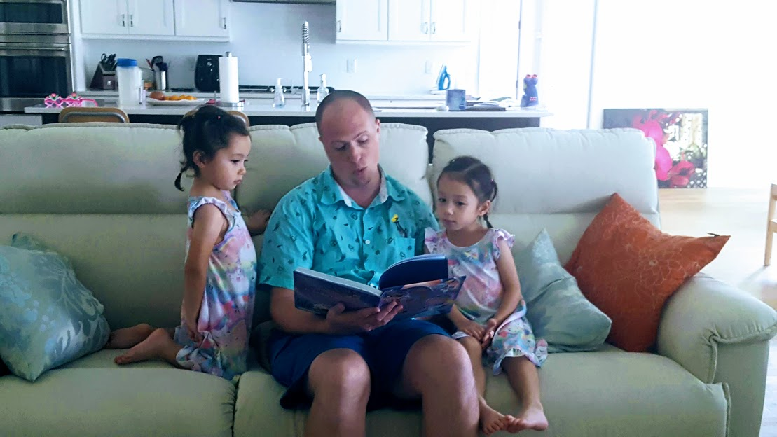 Reading to Our Nieces