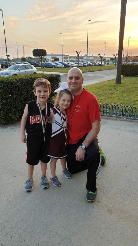Coach Tim With Trenton & Charlotte