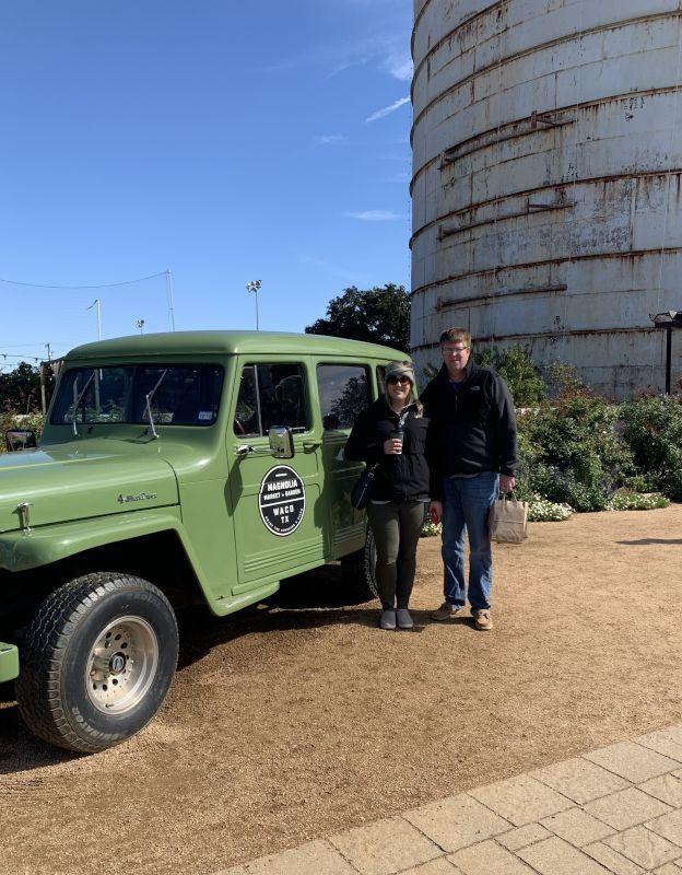 Visiting Magnolia Farms