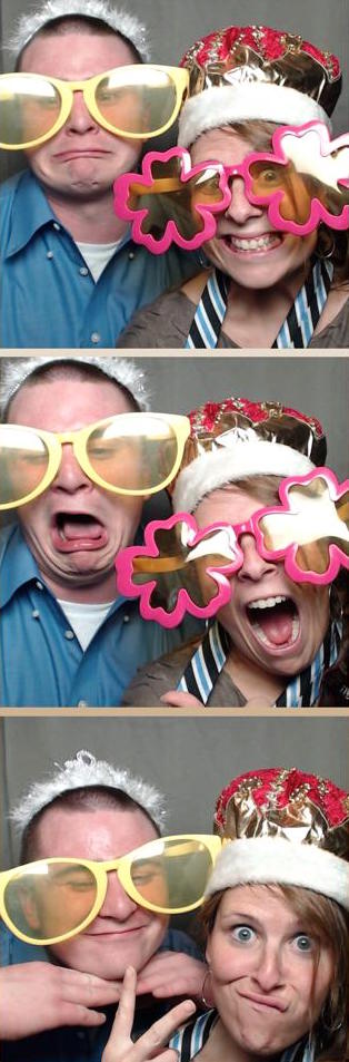 We Never Miss an Opportunity for a Photo Booth!