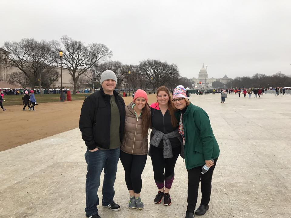 Visiting Washington, D.C. With Family