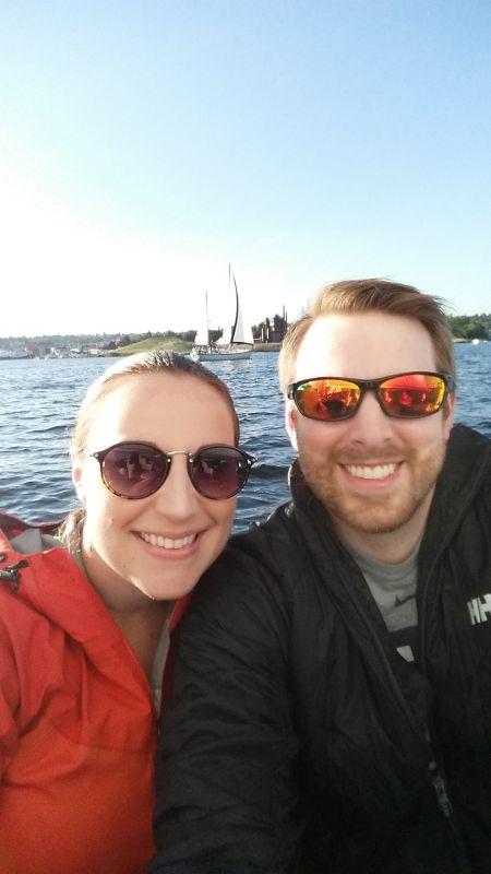 Sailing & Soaking up the Sun
