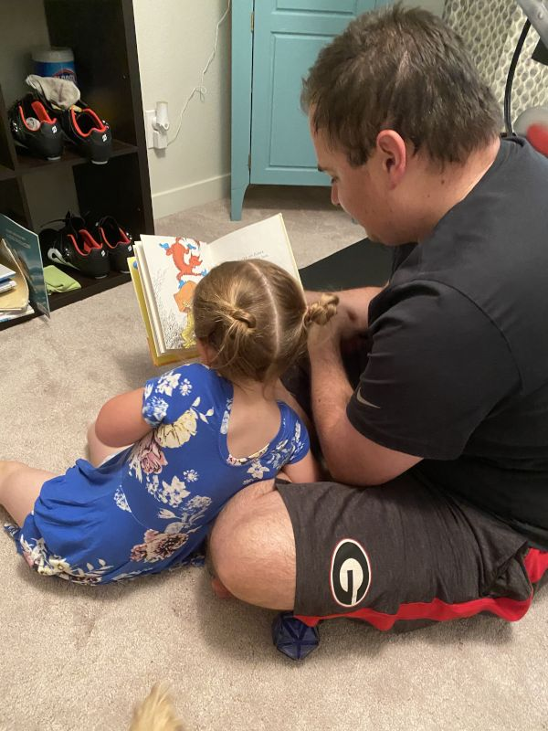 Quality Time with Tim and His Niece