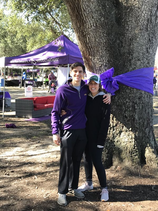 Walking to Cure Alzheimer's