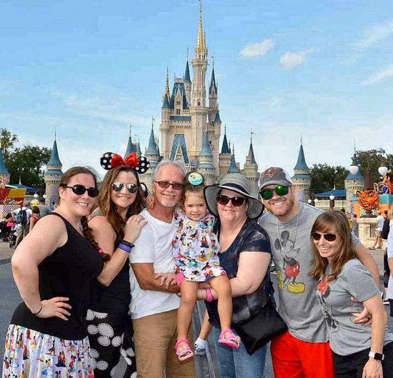 Family Fun at Magic Kingdom for Our Niece's Birthday