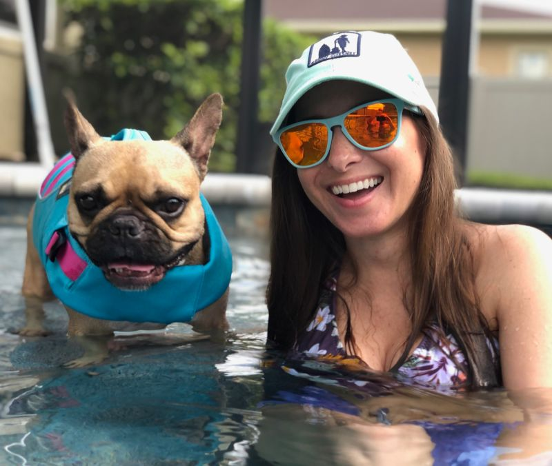 Best Buds in the Pool
