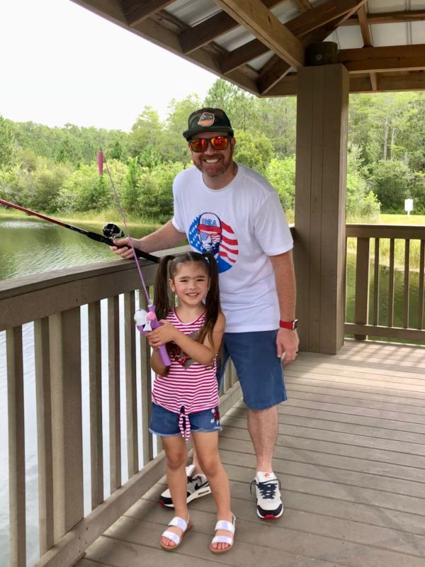 Fishing With Uncle Jacob
