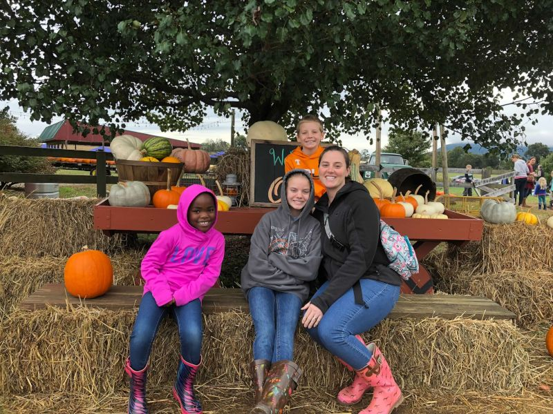 Fall Trip to the Pumpkin Patch