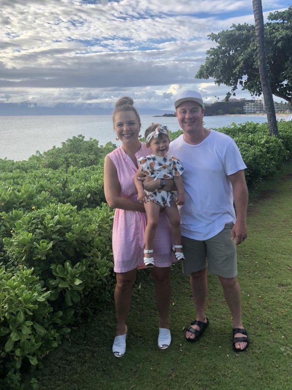 Visiting Maui, Hawaii