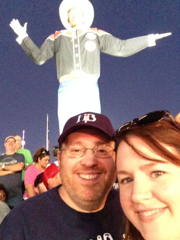 At the Texas State Fair