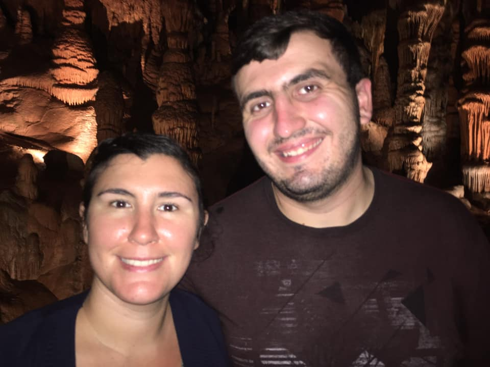 Exploring Caves in Virginia
