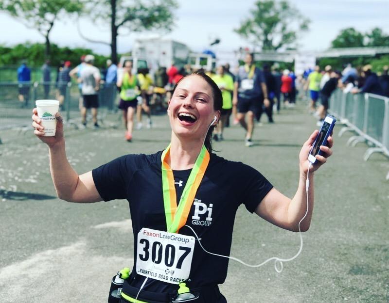 Finishing a Half Marathon