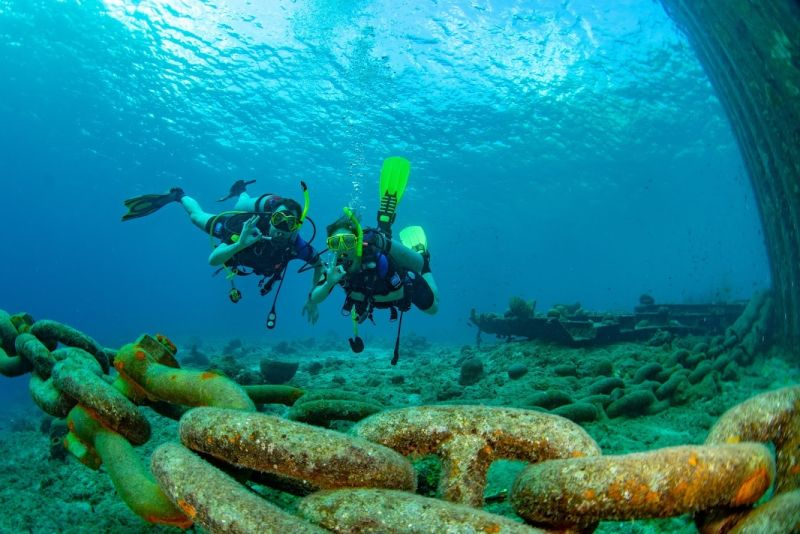 Scuba Diving - One of Our Favorite Hobbies!