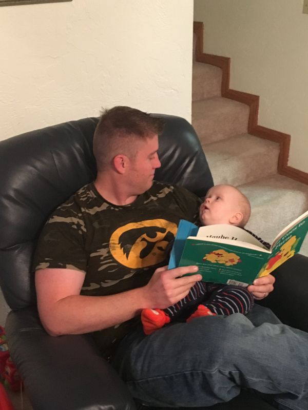 Storytime With Our Nephew