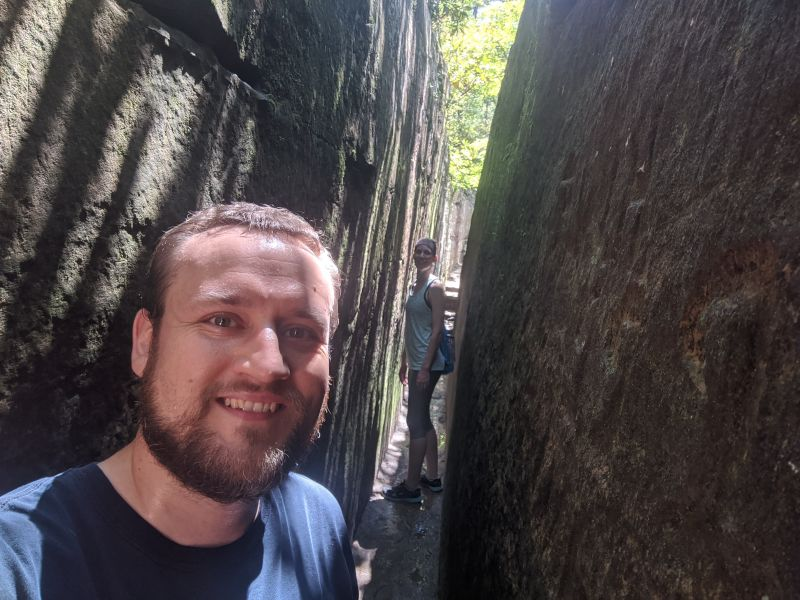 Exploring a Kentucky State Park