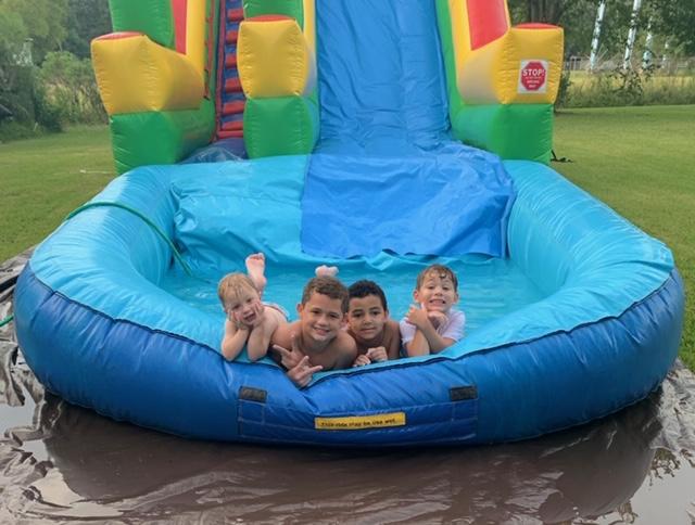 Summer Fun With Cousins