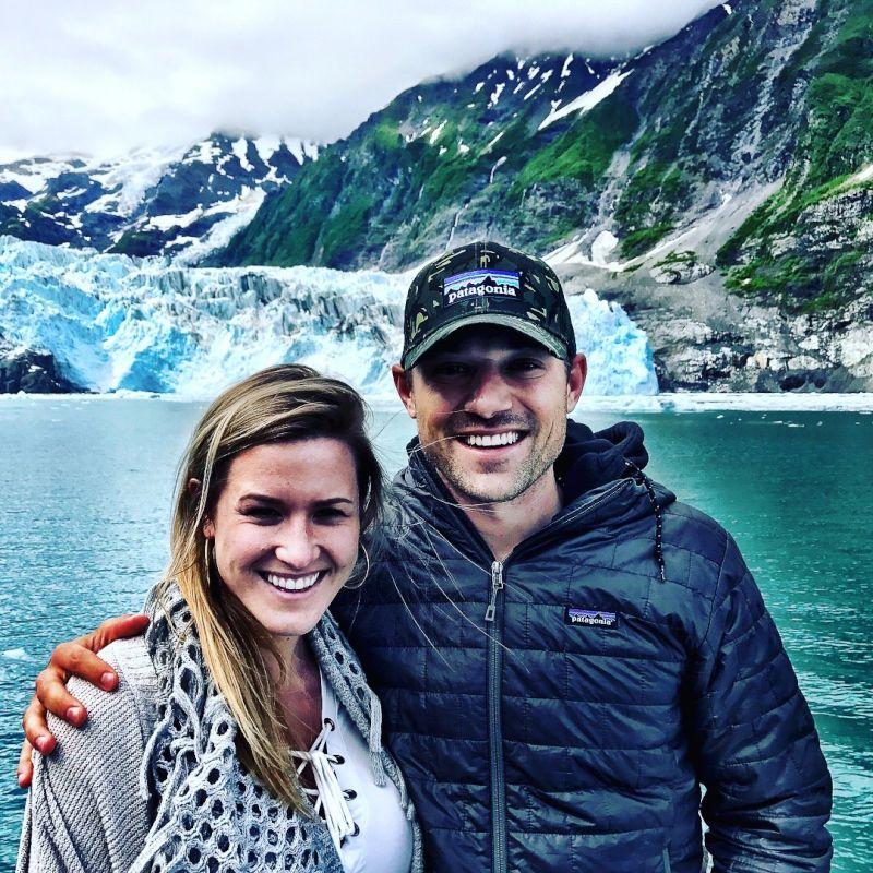 On a Glacier Cruise in Alaska