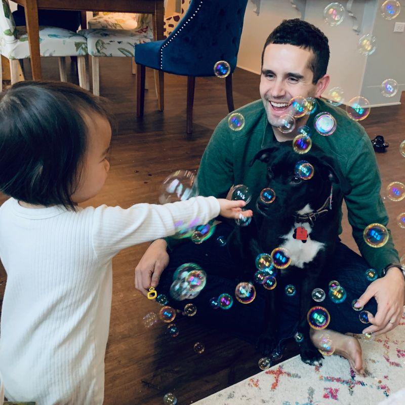 Bubbles are Fun!