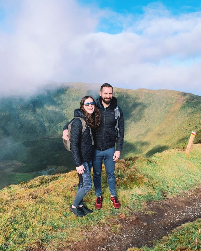 Hiking a Dormant Volcano