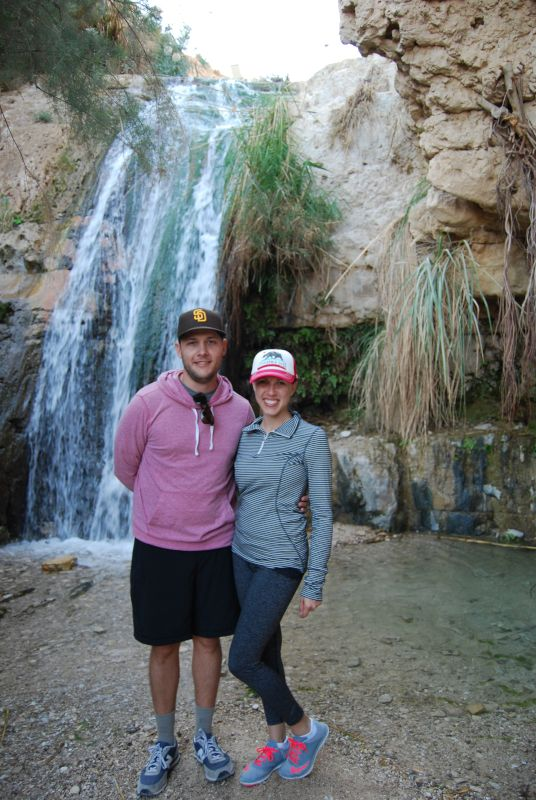 Hiking Our Way to a Waterfall