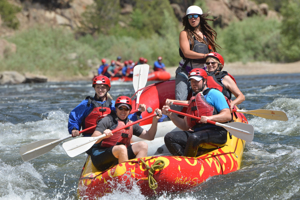 Family Rafting Day