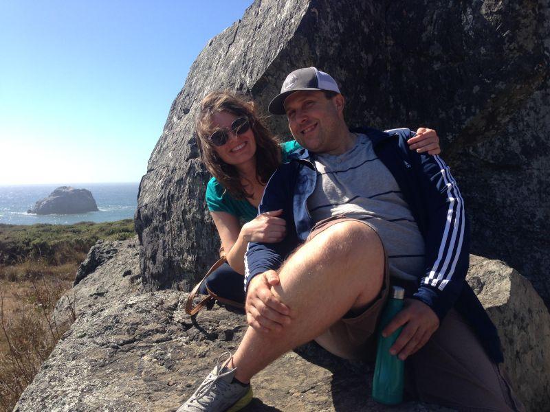 Hiking the California Coast