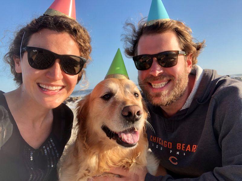 Celebrating Sawyer's 4th Birthday on the Beach