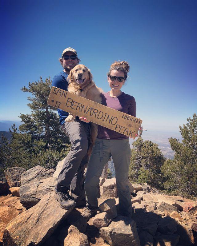 Hiking San Bernardino Peak