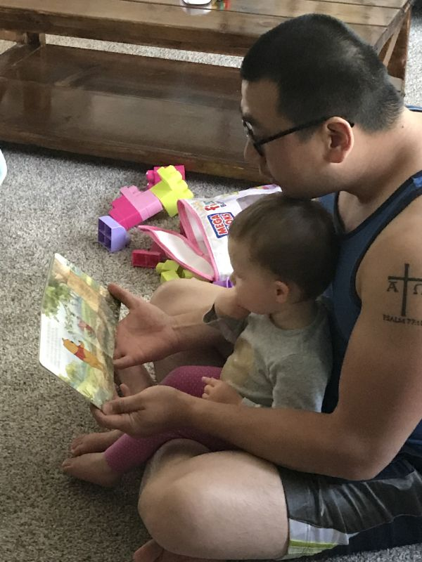 Storytime With Scott